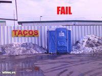 Taco fail