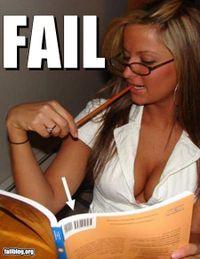 Reading fail